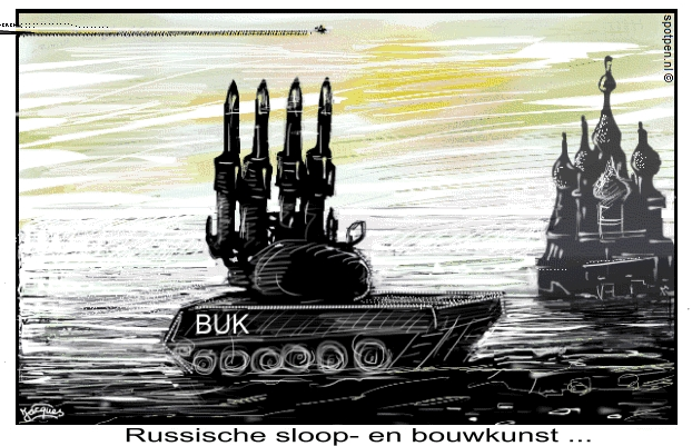 Rusland cartoon
