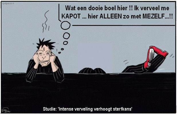 verveling cartoon