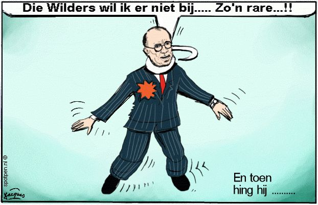 Cartoon | Wilders PVV