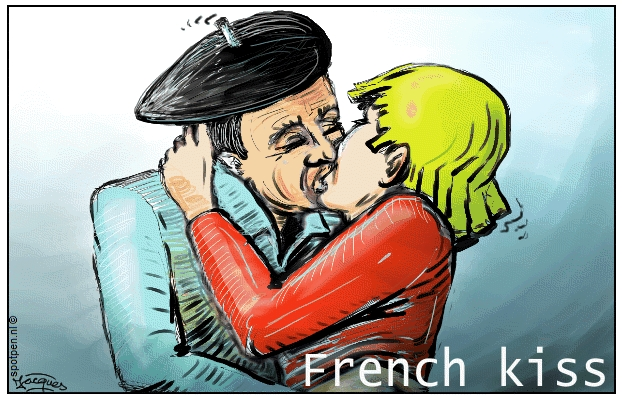 French Kiss Tongzoen