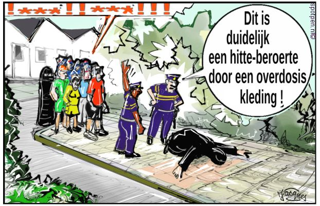 hitte hittegolf cartoon