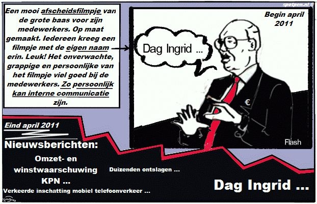 Cartoon  winstwaarschuwing