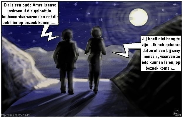 aliens buitenaards leven cartoon