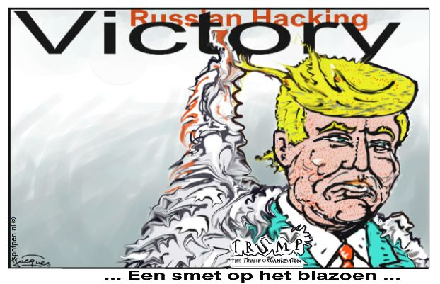Trump USA Russische Hack Russian