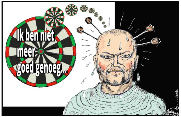 van Barneveld barney cartoon