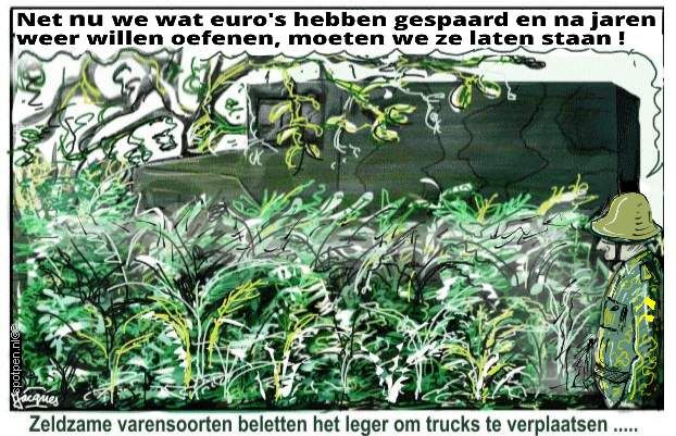 cartoon leger varens