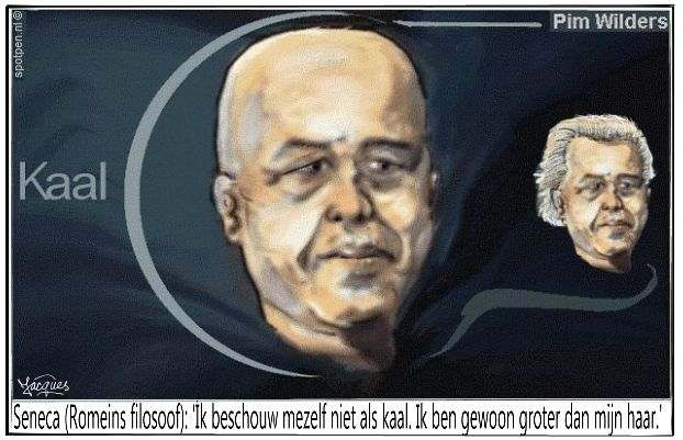 cartoon  Wilders